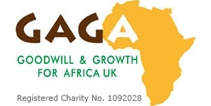 Goodwill And Growth for Africa Logo