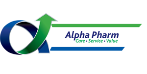 Alpha Pharmacy Logo